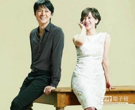 福山雅治接受混血女主播泷川采访