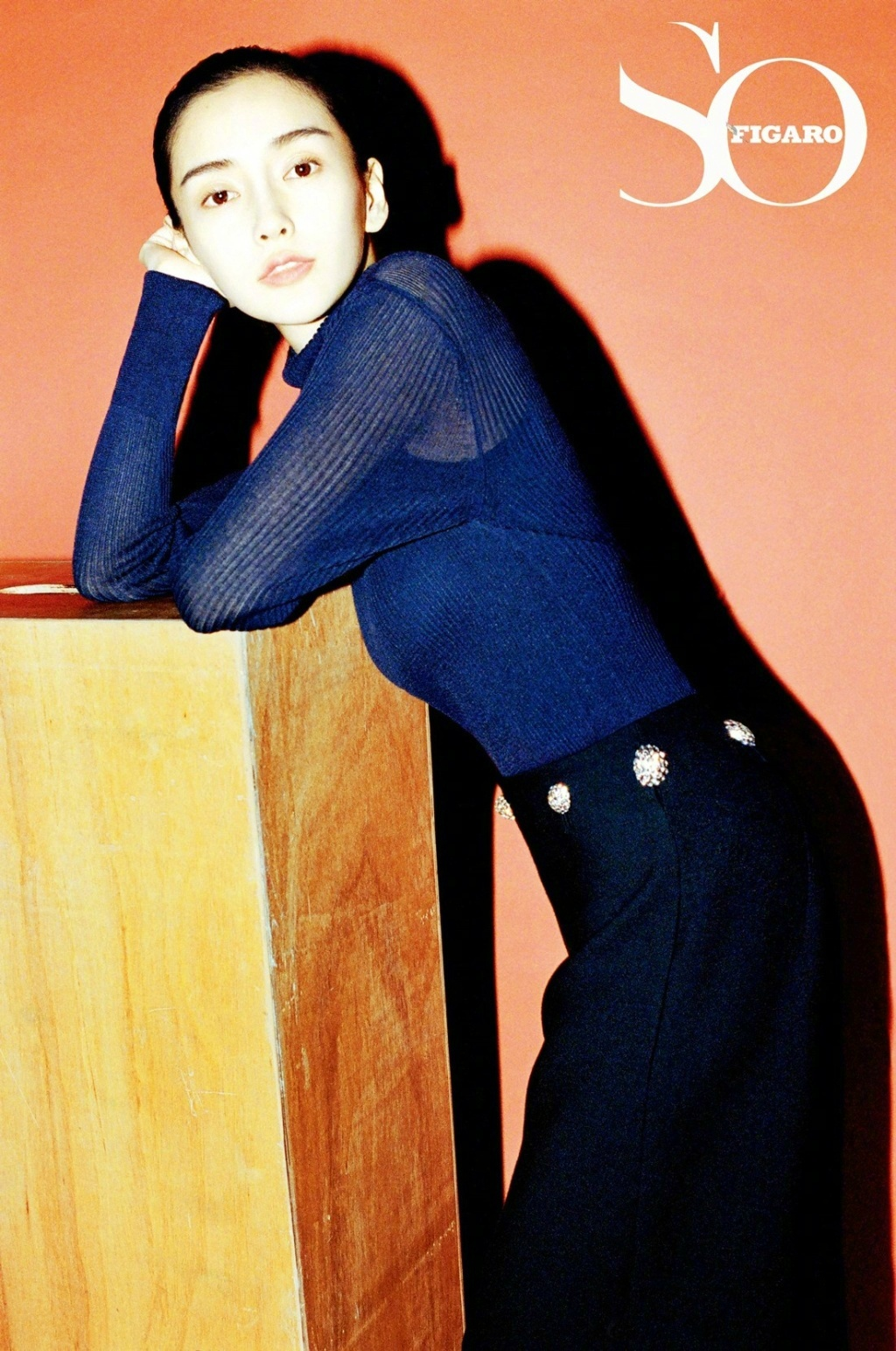 杂志大片 《So Figaro费加罗周刊》10月新刊 : Angelababy 万般难过皆有时效,杂志大片 《So Figaro费加罗周刊》10月新刊 : Angelababy 万般难过皆有时效