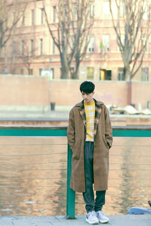 许魏洲《橙色天空》MV预告曝光 情人节前夕将浪漫上线