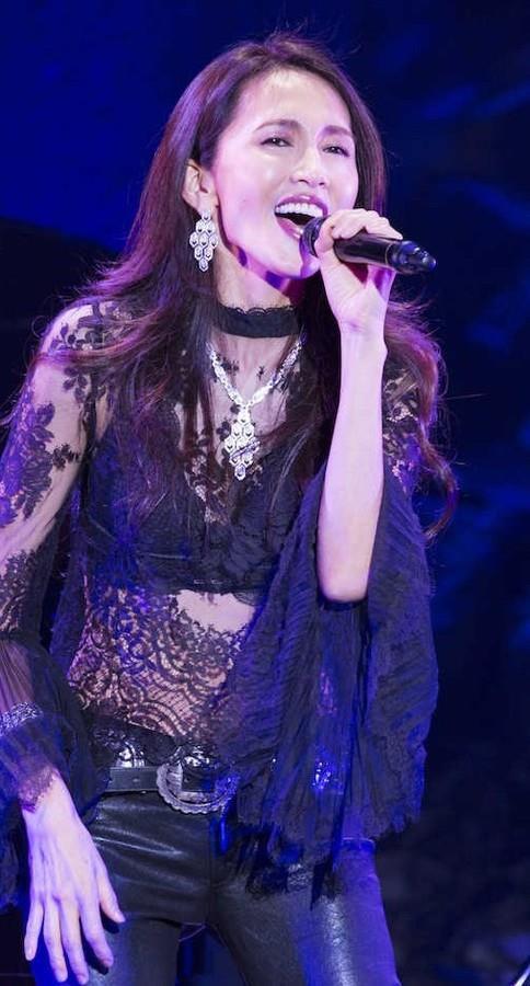 工藤静香举行全日本巡演 时隔十年回归唱歌原点