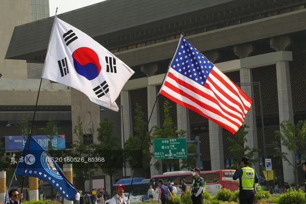 美驻韩使馆拖欠租金38年 韩议员:7900万美元啥时还?
