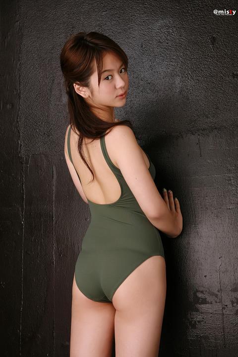 [@Misty Gravure]NO.007 安藤成子 Seiko Ando 镂空上衣与比基尼泳装及性感内衣私房写真