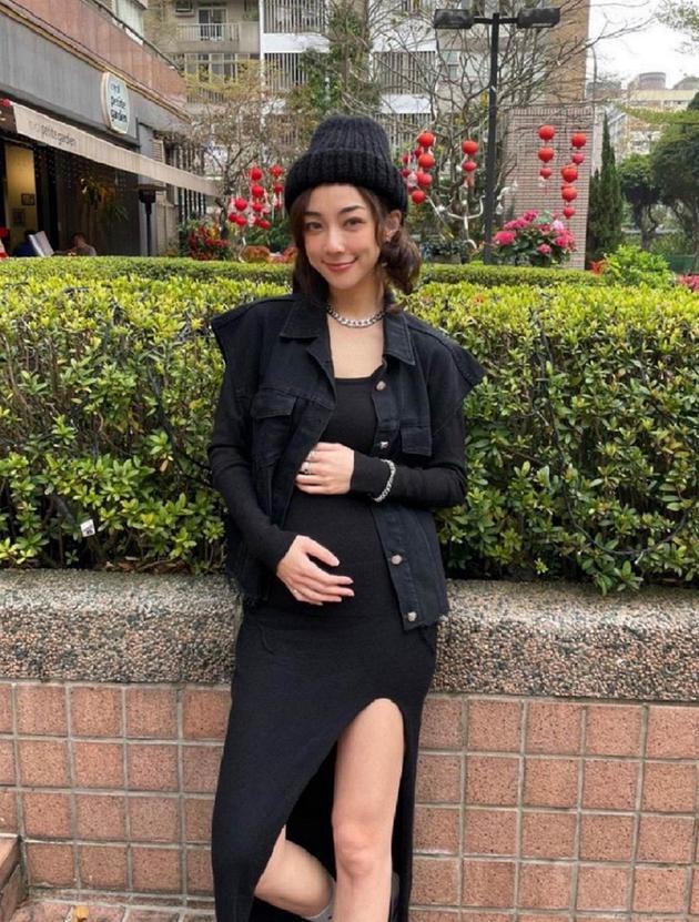 天气女孩成员林采薇怀孕4个月 宝宝性别确定为男